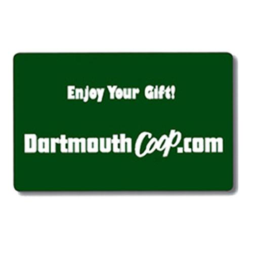 Gift Card $75 Dartmouth Co-op