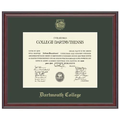 Diploma Frame Economical Studio - Dartmouth