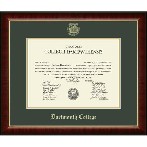 Diploma Frame Murano - Dartmouth