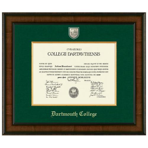 Diploma Frame Presidential Masterpiece Madison - Dartmouth