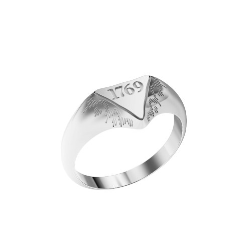 Ring Mini Delta 1769 Sterling Silver