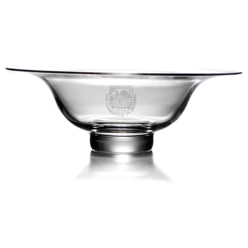 Simon Pearce Celebration Bowl - Dartmouth Shield