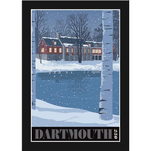 Framed Occom DOC Poster: Dartmouth 250th