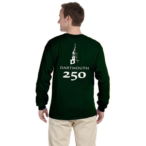 Dartmouth 250 Backprint Long-Sleeve Tee