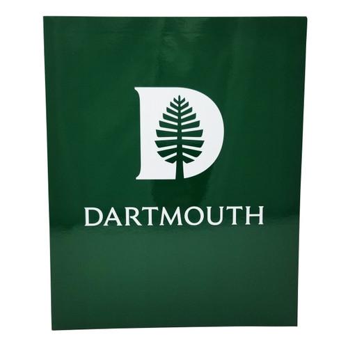 Gloss-Laminated D-Pine Pocket Folder Dartmouth