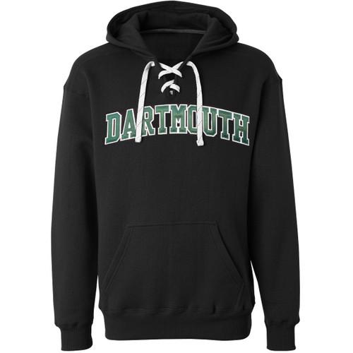 Dartmouth Hockey Lace Hood