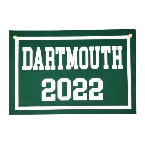 Dartmouth 2022 Rafter Mini Banner