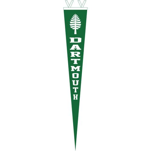 Vertical Dartmouth Lone Pine Pennant