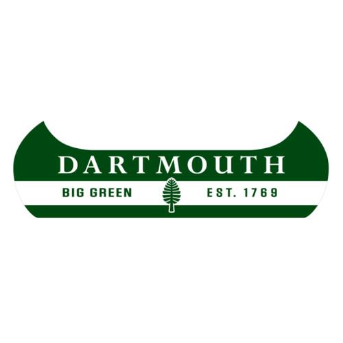 Wood Canoe Dartmouth Magnet