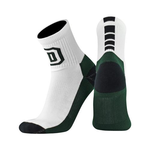 Dash Quarter Length D Sock