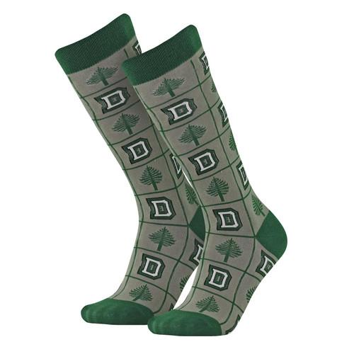 Squares D Pine OTC Sock