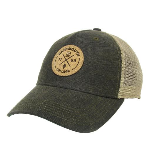 Dartmouth D Trucker Hat