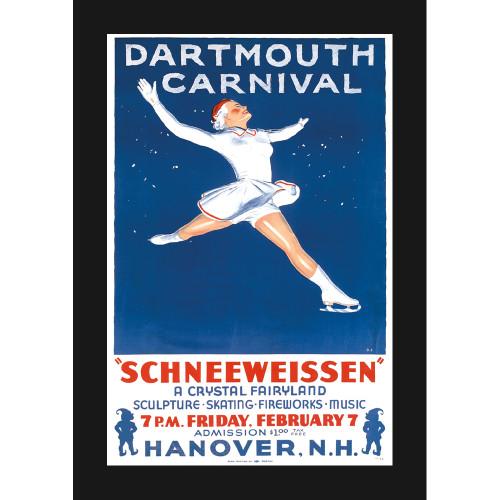 Winter Carnival 1936 Skating