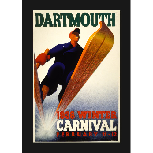 Winter Carnival 1938 Dartmouth