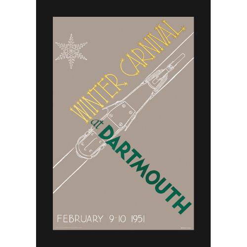 Winter Carnival 1951 Dartmouth