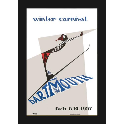 Winter Carnival 1957 Dartmouth