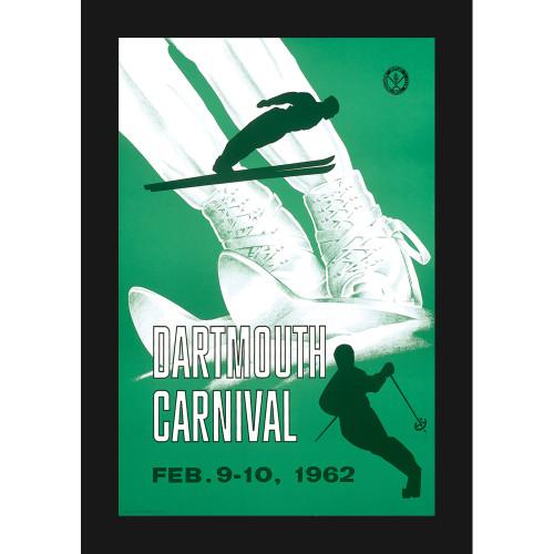 Winter Carnival 1962 Green