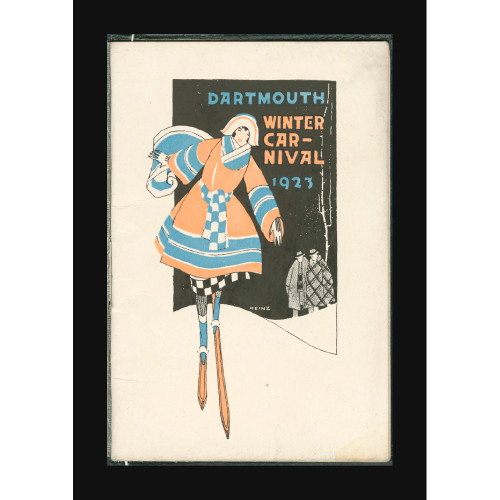 Winter Carnival 1923 Dartmouth