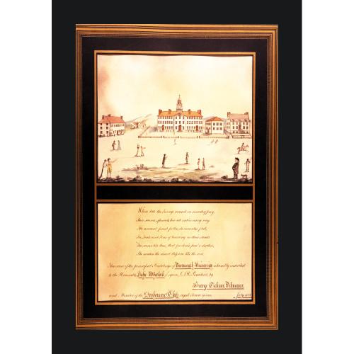 Dartmouth University 1803