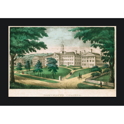 Currier's Dartmouth 1835