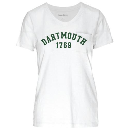 Women's Adore Pocket Tee Dartmouth