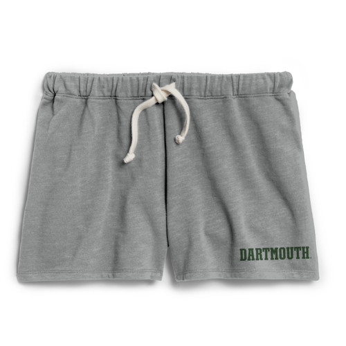 Women's Terry Fleece Short Dartmouth