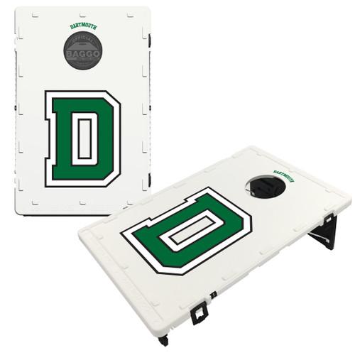 Baggo Classic Block D Cornhole Boards Game Set Dartmouth