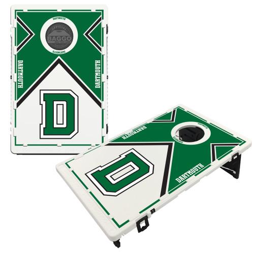 Baggo Vintage Triangle Cornhole Boards Game Set Dartmouth