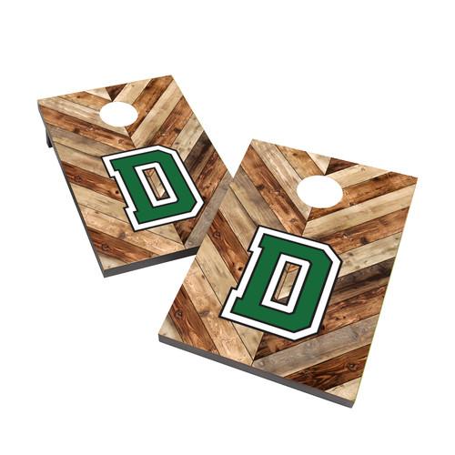 2x3 Weathered Cornhole Boards Game Set Dartmouth