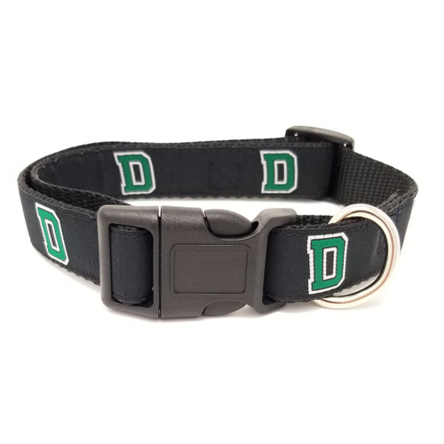 Dartmouth D Dog Black Collar