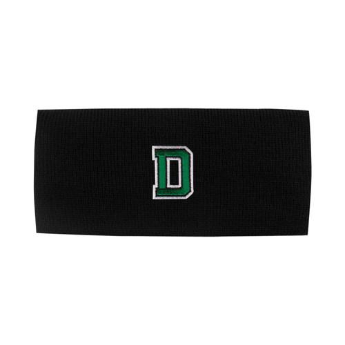 Knit Polar D Earband Dartmouth