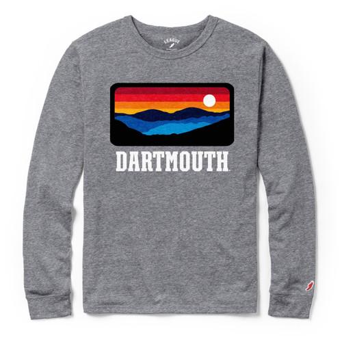Men's Horizon Long Sleeve Tee Dartmouth