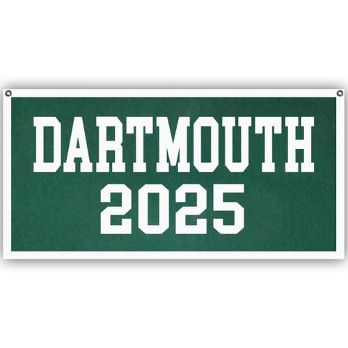 2025 Dartmouth Flock Banner 18x36