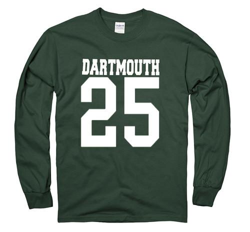 Dartmouth Jersey Class of 2025