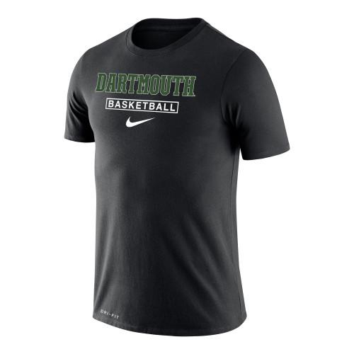 NIKE Men's Dri-Fit Basketball Dartmouth Tee