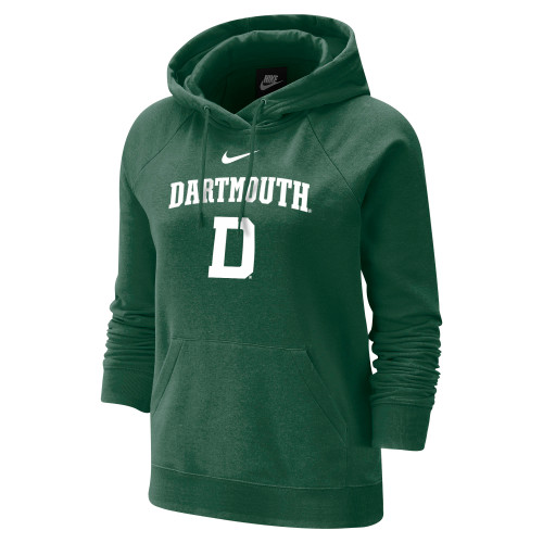 NIKE Women's Varsity Dartmouth D Hoodie