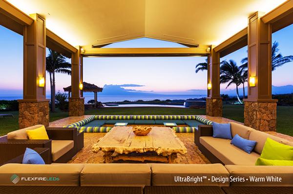Outdoor Ip65 Ultrabright Design Series Led Strip Light