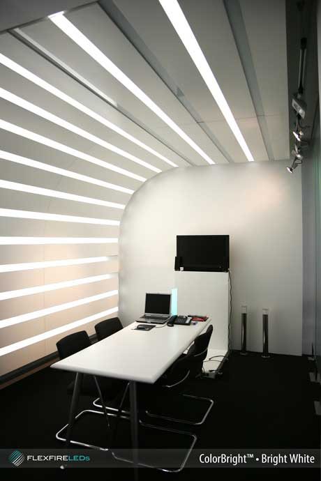 Commercial Led Strip Lighting Projects From Flexfire Leds