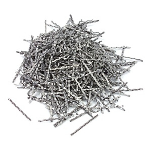 Corrugated Reinforcement Fibers