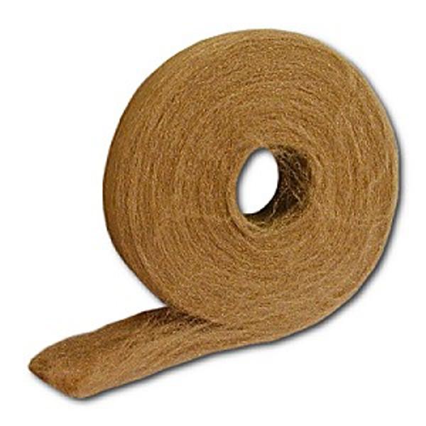 Fine Bronze Wool, 5-lb reel, 6 reels/cs