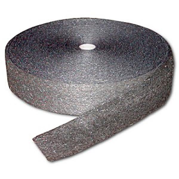 #00 Steel Wool, 20-lb reel, 3 reels/cs