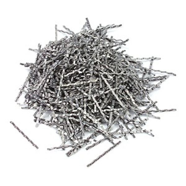 "3/4"" Carbon Steel Wire Chips"