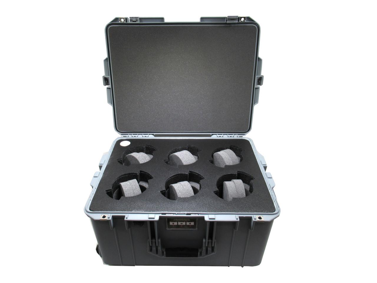 Pelican 1607 for Canon Cinema Prime CN-E Len (6 Hole)