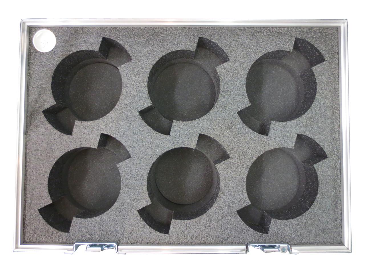 Arri Master Prime Lens (6 Position) Custom ATA Shipping Case
