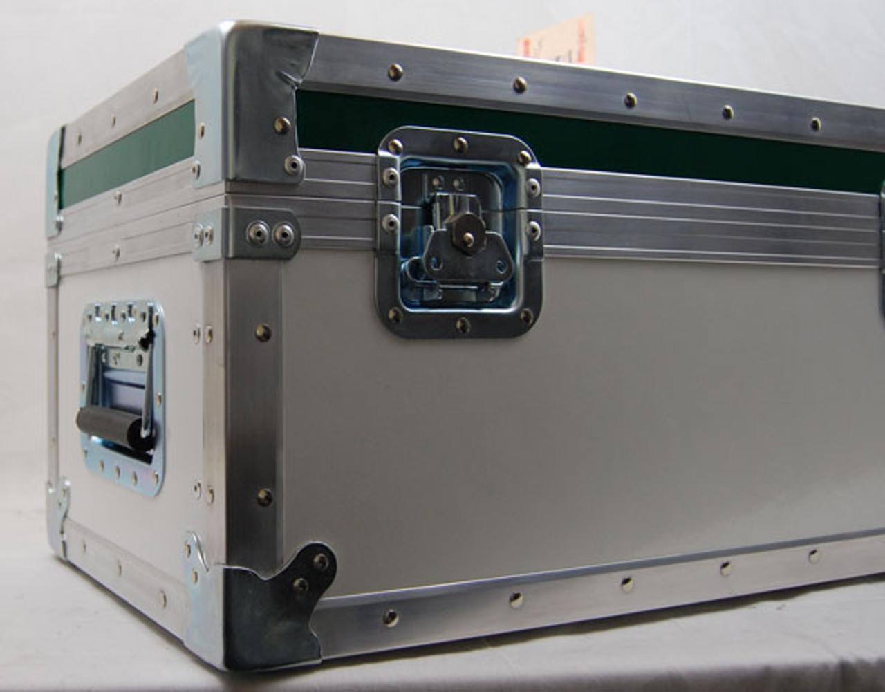 Arri/Fuji Alura 45-250 2.6 Lens Custom ATA Shipping Case Side