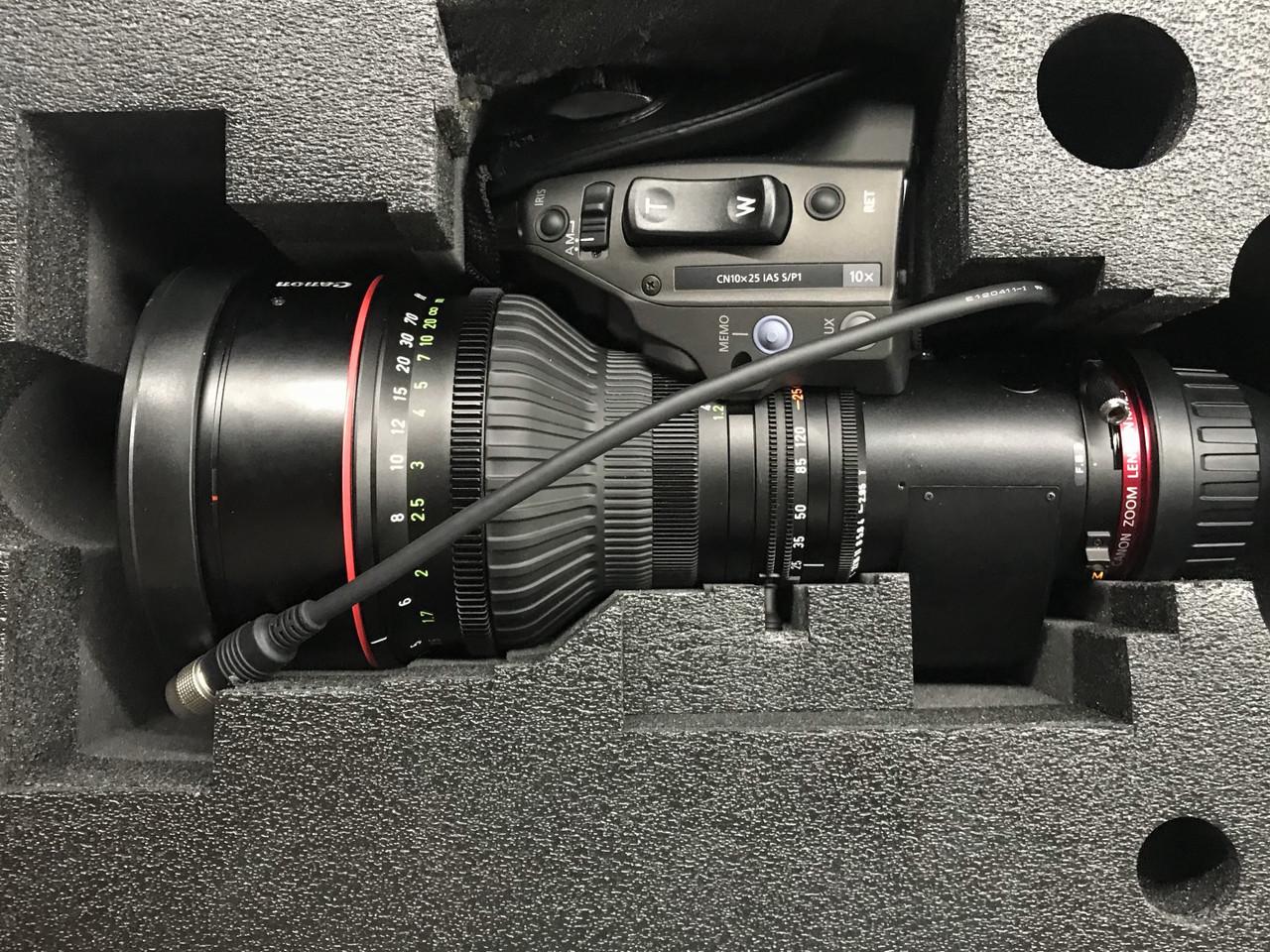 Canon Cine-Servo 25-250mm Shipping Case (Pelican Solution)