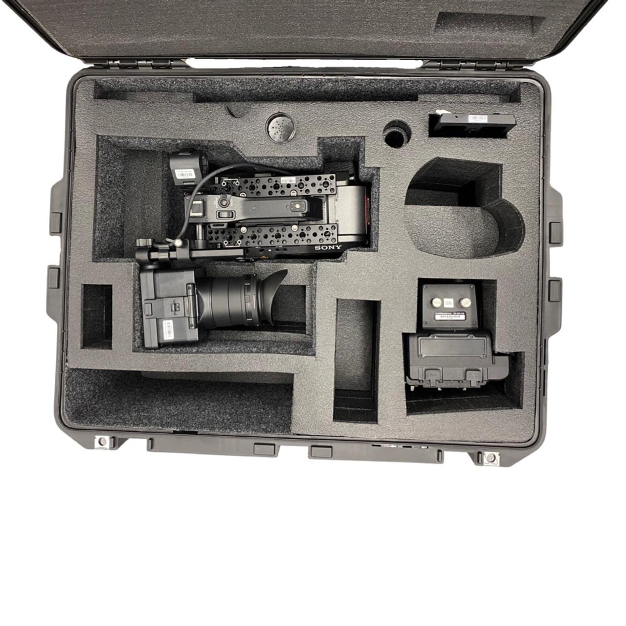 SONY FX9 Full Frame Camera (Fully Built) in pelican 1637