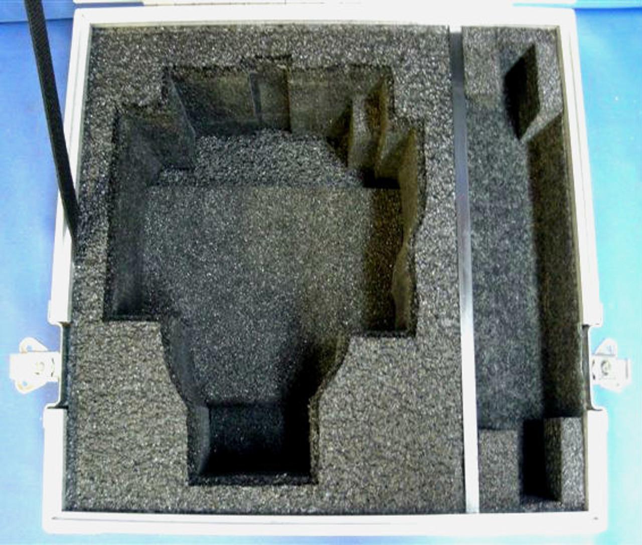 O'Connor 1030 B Head Custom ATA Shipping Case - Interior View Base
