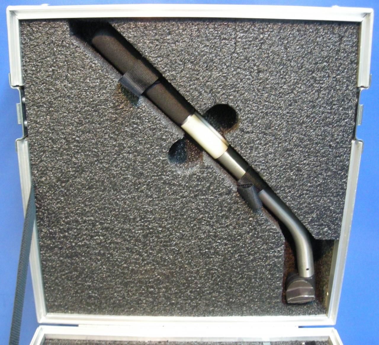 O'Connor 1030 B Head Custom ATA Shipping Case - Interior View Lid