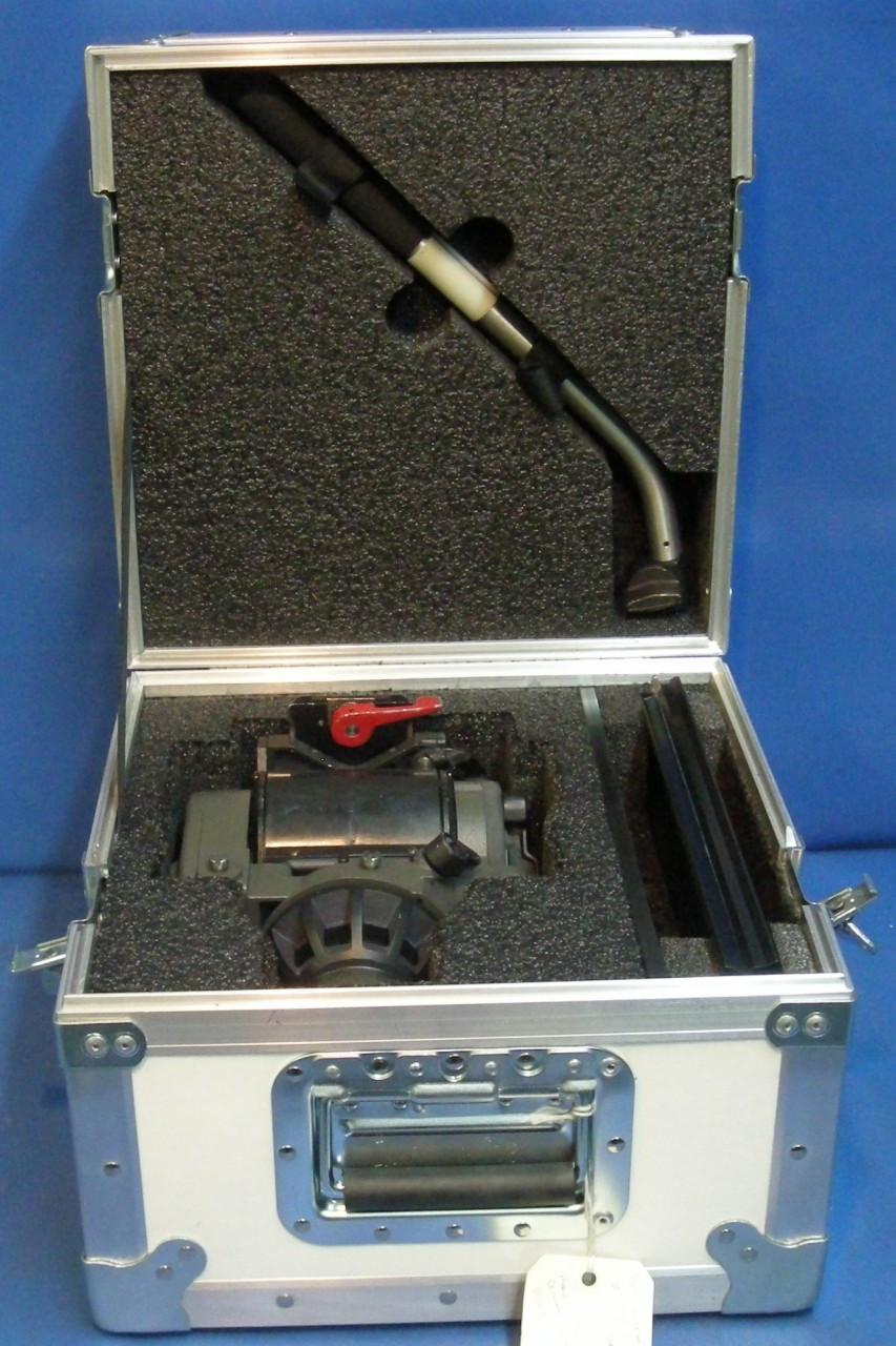 O'Connor 1030 B Head Custom ATA Shipping Case - Interior View